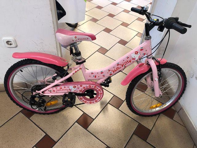 HELLO Kitty 20&quote; lányka kerékpár